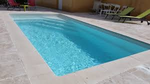 Piscine Grise Photo Piscine Coque Polyester Modèle Celestine 8 Alliances Piscines