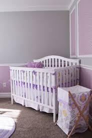 nursery decors u0026 furnitures etsy purple and gray nursery with