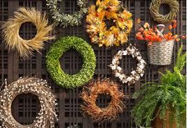 wreaths faux florals sale birch