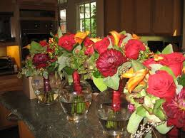 Wedding Flowers Fall Colors - 40 best fall bouquets images on pinterest fall bouquets fall