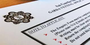 Garda Vetting U0026 The National Vetting Bureau Acts 2012 To 2016 by Garda Vetting Update Tipperary Childcare Committee