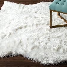 Faux Fur Area Rugs Faux Sheepskin Area Rug Hot Pink Designs Epic Fur Home U2013 Voendom