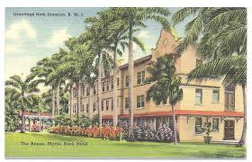 playle u0027s the annex myrtle bank hotel jamaica british west