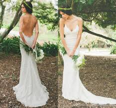 simple lace wedding dresses simple bohemian lace wedding gowns may 2016 boho wedding