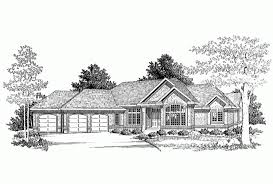 Angled House Plans Eplans New American House Plan Remarkable Ranch Style Home