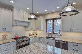 patrick sharon s kitchen remodel pictures home remodeling kitchen remodeling ideas white cabinetry granite glen ellyn wheaton il illinois sebring services