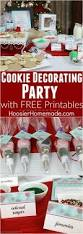how to host a cookie decorating party for kids cookie decorating