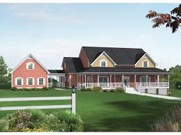 country farm house plans hallberg country farmhouse plan 013d 0042 house plans and more