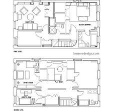 Brooklyn Brownstone Floor Plans Interior Design Portfolio B Moore Design
