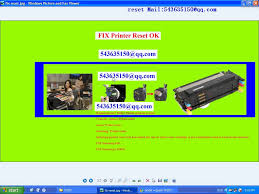 epson tx111 ink pad resetter reset xp 207 resetter waste ink pad counter youtube