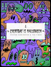 every day is halloween steven harrington x the times limited edition halloween capsule