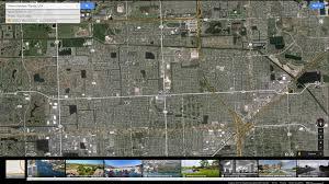 Google Florida Map by Miami Gardens Florida Map