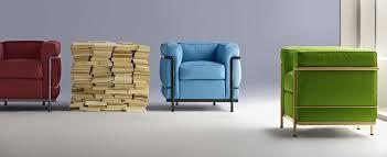 canapé le corbusier lc3 canape le corbusier lc3 12 pr233sentation meubles design
