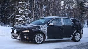 2017 hyundai i30 spied hiding genesis inspired front fascia