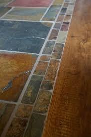 Hardwood Floor Tile Slate Entryway To Protect Hardwood Floors At French Door For When