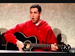 adam sandler thanksgiving song
