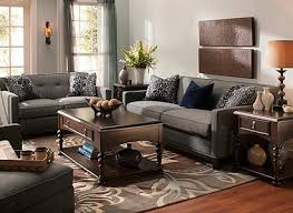 Raymour And Flanigan Chilson Contemporary Living Room Collection Design Tips U0026 Ideas