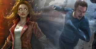 quicksilver film marvel do quicksilver and the scarlet witch tie into marvel s other phase 3