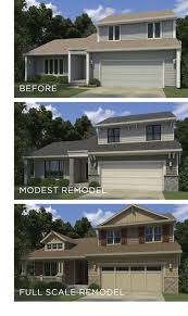 top modern bungalow design exterior cladding color change and