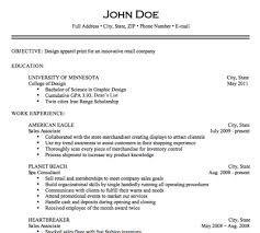 Good Resume For A Job by Inspirational Design Ideas What To Put On A Resume 8 What To Put