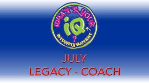 what u0027s your iq coach legacy youtube