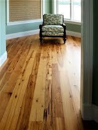 Prefinished Solid Hardwood Flooring Hickory Rustic Grade Prefinished Solid Hardwood Flooring