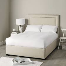 cavendish linen union bed beds the white company uk