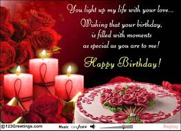 birthday love notes for him special birthday message free just