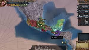 Central America Map Game by Europa Universalis Iv El Dorado Review Pc