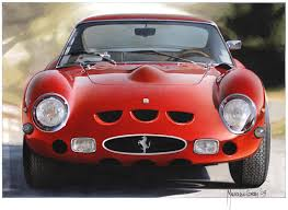 Ferrari California Old - interview with pininfarina designer maurizio corbi