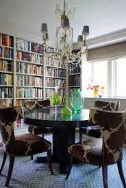 home library decor 25 dining rooms and library combinations ideas inspirations