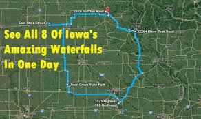 Iowa waterfalls images The ultimate iowa waterfalls road trip is right here and you 39 ll png