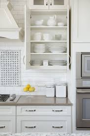 kitchen cabinets or not open shelving isn t replacing cabinets