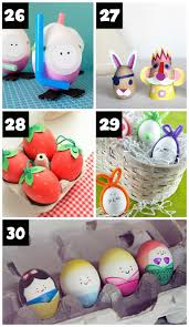 Easter Egg Decorations by 101 Easter Egg Decorating Ideas The Dating Divas