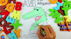 letter a coloring pages alphabet coloring book youtube youtube