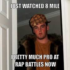 Rap Battle Meme - scumbag steve meme generator scumbag steve