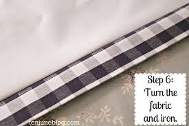 How To Sew Blackout Curtains Step By Step Tutorial Diy Blackout Curtains For Nursery Or