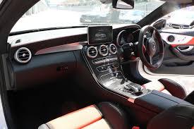 C63 Coupe Interior Mercedes Benz C63 S Coupe