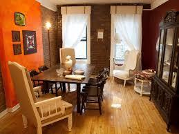 Orange Dining Room Rooms Viewer Hgtv