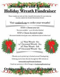 wreath order deadline oct 15 soulard