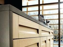 cuisine en chene blanchi cuisine en chene peinture meuble cuisine chene comment peinture
