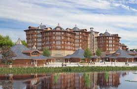 tayto park wants to build a seven storey hotel with sky bars and a