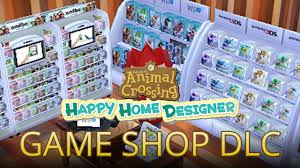 Home Designer by Nintendo Game Shop Dlc With Claude Animal Crossing Happy Home