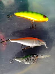 free picture ugly duckling lures fishing