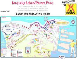 Kentucky lakes images Prizer point marina resort kentucky lakes koa map in map ok ky rv jpg