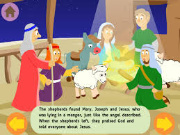 the story of jesus birth bible stories coloring