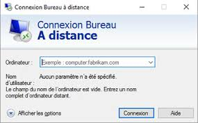 windows bureau distance windows server ou windows connexion bureau à distance cbouba