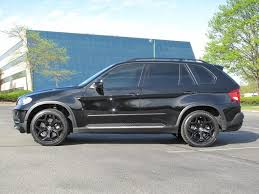 bmw x5 black for sale oem x5 20 214 wheels in gloss black with dunlop tires