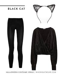 White Cat Halloween Costume 7 Halloween Costume Ideas Involve Leggings Whowhatwear