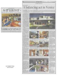 Los Angeles Times Home And Design Paul Hibler Tiffany Rochelle Home Los Angeles Times Home